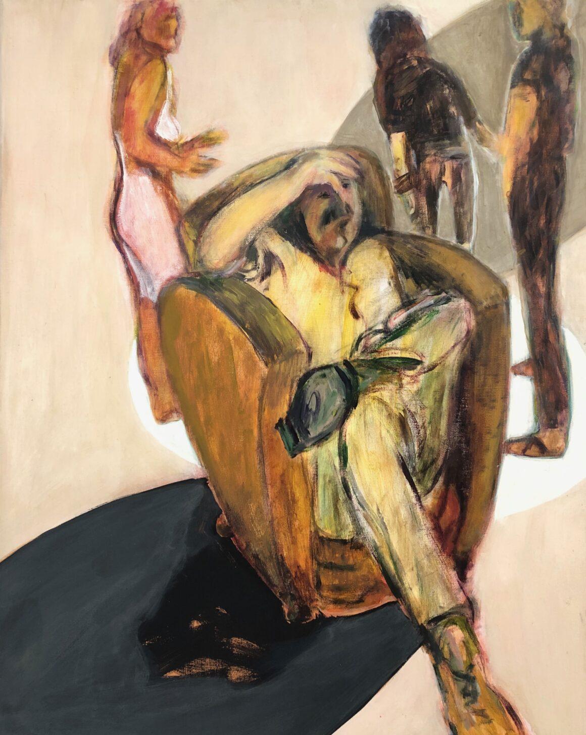 Josepha Van Den Anker: Cantos